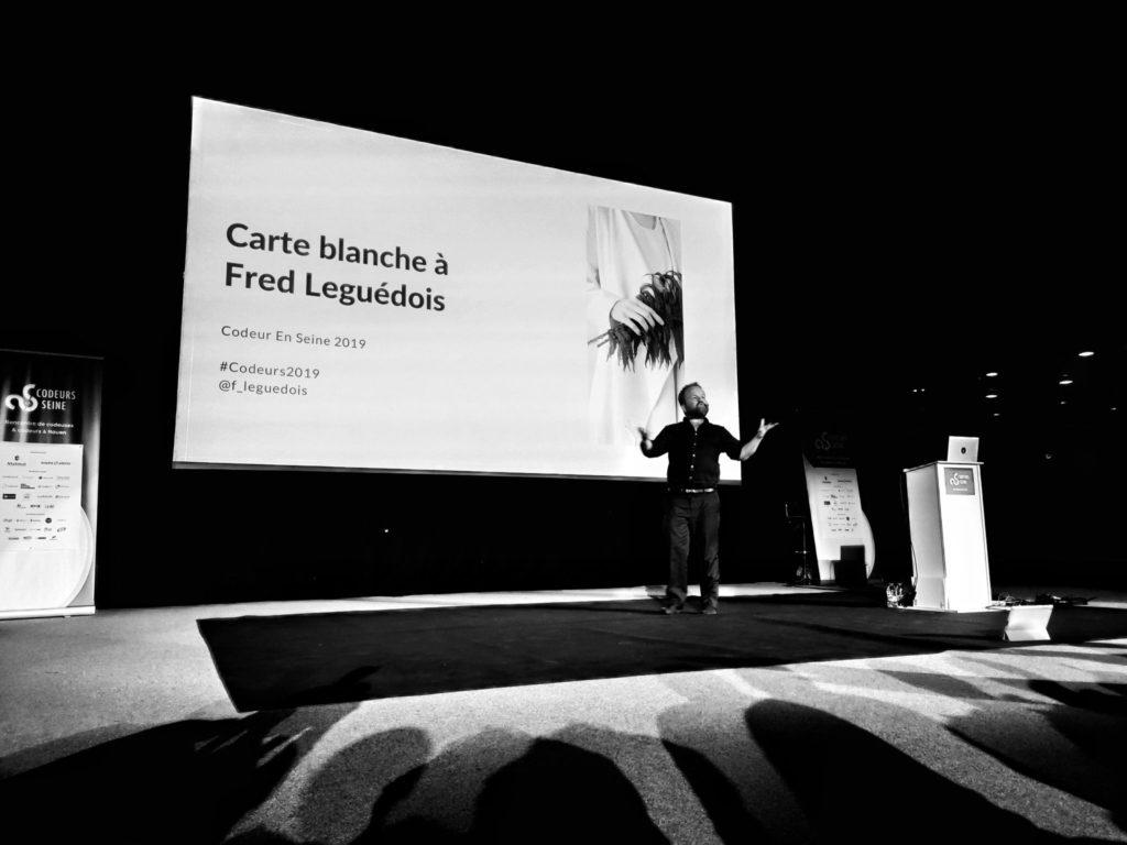 Keynote Codeurs en Seine 2019