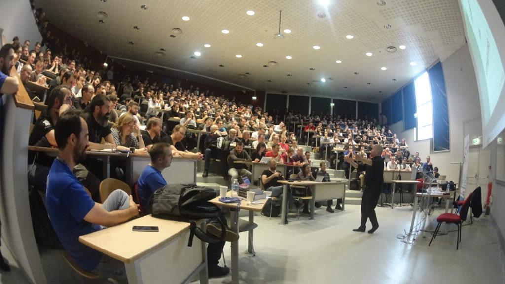 Keynote Codeurs en Seine - Rouen 2017